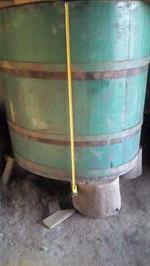 Pipas de madeira nobre para vinho