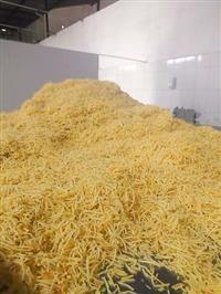 Batata palha granel fardo com 15kg