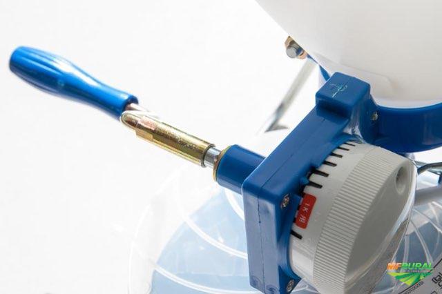 Distribuidor de granulados Manual