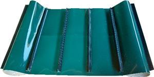 Esteira PVC Verde para Misturador