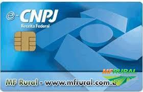 CNPJ ATIVO COM 23 ANOS