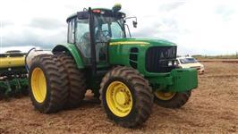 Trator John Deere 6165 4x4 ano 14