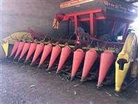 Plataforma de milho Vence tudo 12 linhas
