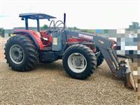 Trator Massey Ferguson 4299 4x4 ano 10