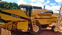 New Holland TC 57 hydro plataforma 19 pés