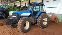 Trator New Holland TM 7030 4x4 ano 12