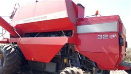 Massey Ferguson 32 hydro  plataforma 23 pés ano 2014