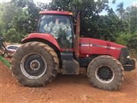 Trator Case MX 220 4x4 ano 10