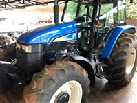 Trator New Holland TS 120 4x4 ano 13