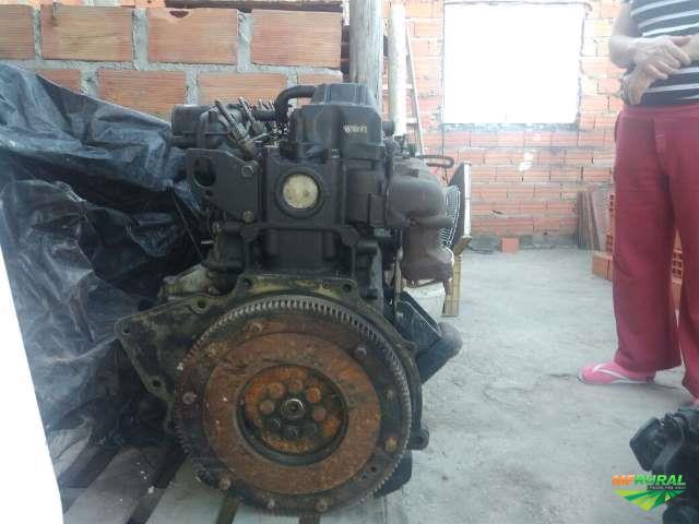 Bongo K2700 Motor Completo 2002