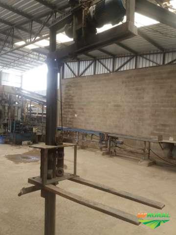 Maquina de Bloco de Concreto Trillor MBX975