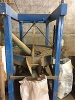Maquina Sururuca e Rk utilizados para limpeza café