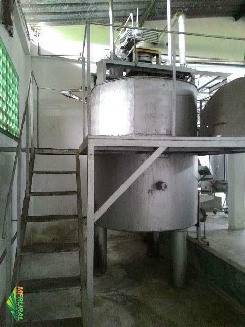 Fábrica de Sabão Completa