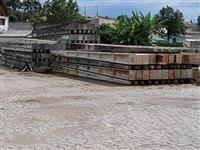 Postes de Concreto Usados Duplo T e Circular  9,0 mt, 10,5 mt e 12,0 mt