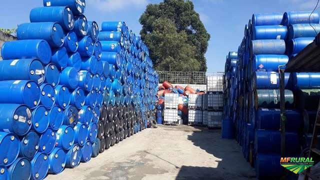 Bombonas de 200 lts Plástico