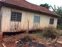 Casa madeira peroba