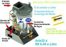Teste Químico Para Agente Redutor de Nox - Arla32