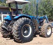 Trator New Holland TM 140 4x4 ano 06