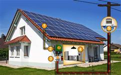 Kit Energia Solar - Sistema Grid Tie - Conectado à Rede Elétrica - Potência 10,56 kWp