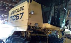 Trator Outros New Holland 4x2 ano 03