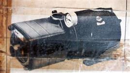 Bomba 5 estágios marca Montgomery 5CV elétrica