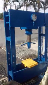 Prensa hidráulica 60 toneladas