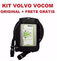 Volvo Vocom 2017 Original + Vcads 2.5.87 Atualizado + Impact 2017 com Notebook Completo