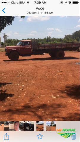 Caminhão Chevrolet D 60 ano 79