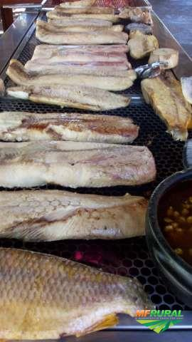 Pesqueiro e Restaurante