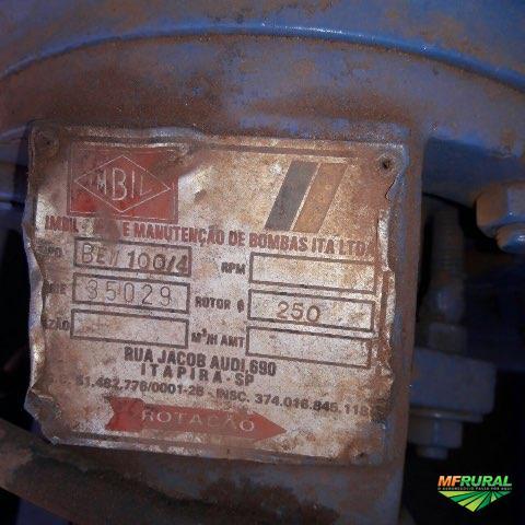 Motor para irrigação
