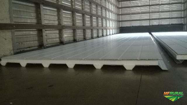 Isolamento Térmico e Impermeabilização de Telhados, Tanques e Paredes