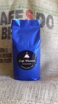 Café Torrado e moido e em grãos