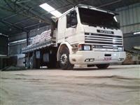 Caminhão Scania P93 ano 97