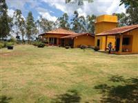 Linda fazenda em Rondônia na beira do asfalto
