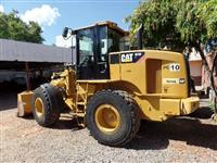 PÁ CARREGADEIRA CATERPILLAR 924 HZ ANO 2013