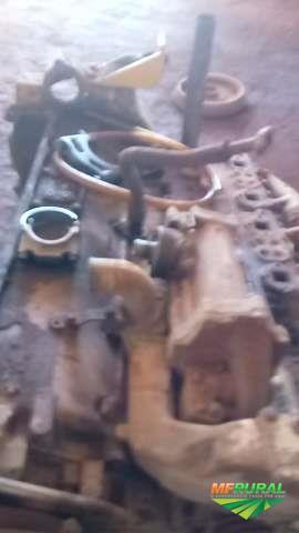Motor Cumins NTA N855 Big Cam