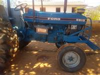 Trator Ford 6610 4x2 ano 86