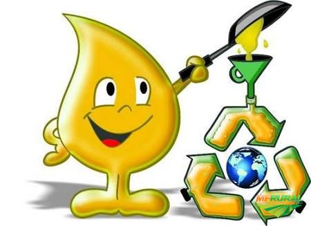 Vendo óleo usado 10.000 litros mês