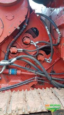 COLHEDORA DE CANA CASE A7700 REVISADA - MOTOR SCANIA