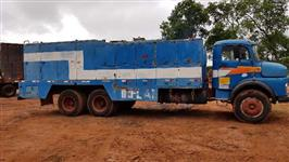 CAMINHAO MB 1113 COMBOIO TANQUE 5.000 LITROS