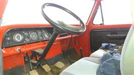 Caminhão Ford F 600 ano 72