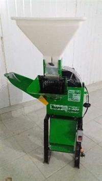 Máquina de triturar/picar grãos Trapp TRF400 super - USADO
