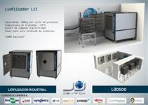 Liofilizadores a preço de fábrica de diversas capacidades de 1 Kg ate 1T