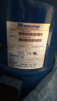 Compressor danfoss r22