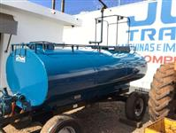 Tanque Acton 4,200 litros , novo com quite bombeiro completo com Mangotes