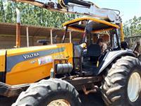 Trator Valtra 4x4 ano 16
