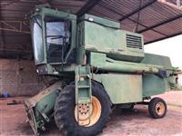 John Deere / SLC 6300 - Trator Colheitadeira