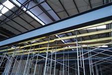 Galpão | Estrutura Metálica | Cobertura | Mezanino