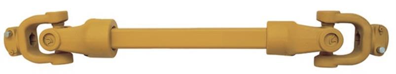 Cardãn com flange redonda com 4 furos da linha 8000 (2000) utiliza cruzeta 5-121-X
