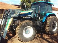 Trator New Holland TM 7040 4x4 ano 08